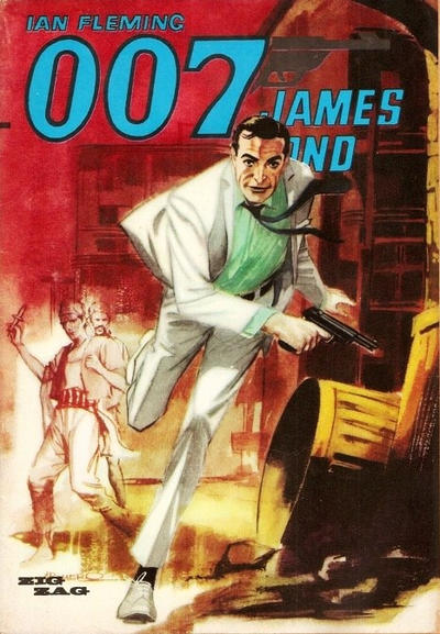 Cover for 007 James Bond (Zig-Zag, 1968 series) #16