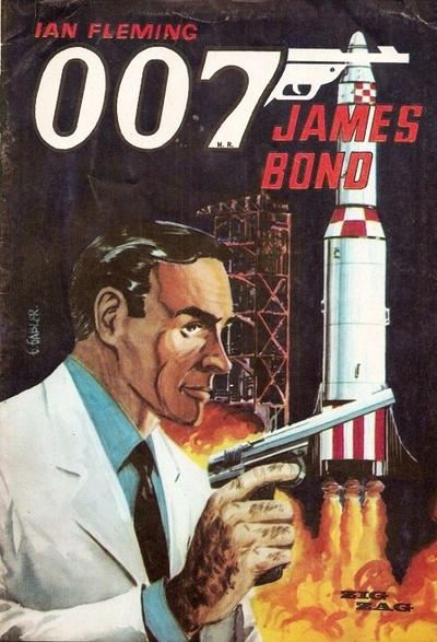 Cover for 007 James Bond (Zig-Zag, 1968 series) #20