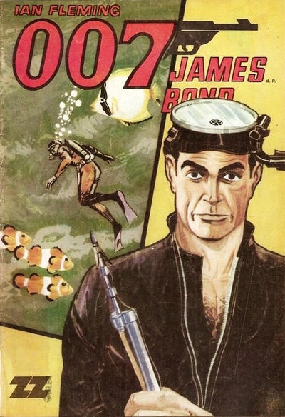 Cover for 007 James Bond (Zig-Zag, 1968 series) #21