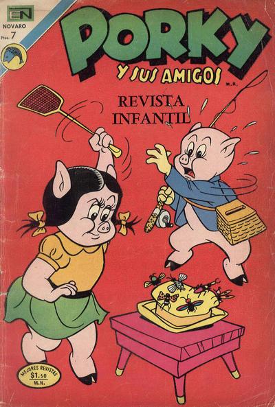 Cover for Porky y sus Amigos (Editorial Novaro, 1951 series) #300