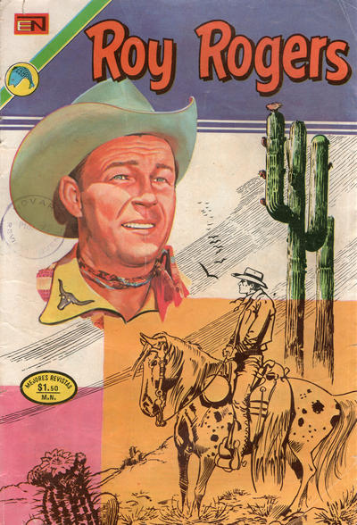 Cover for Roy Rogers (Editorial Novaro, 1952 series) #291