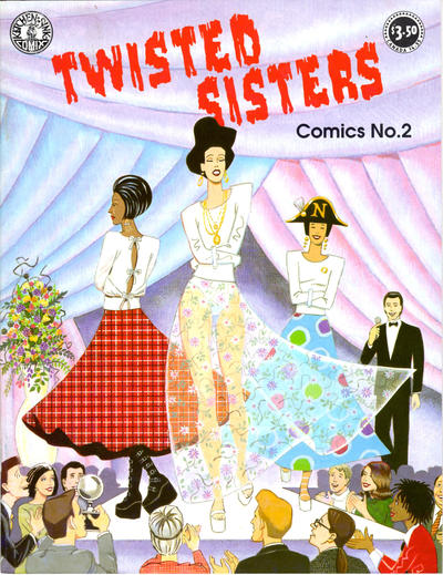 Cover for Twisted Sisters (Kitchen Sink Press, 1994 series) #2