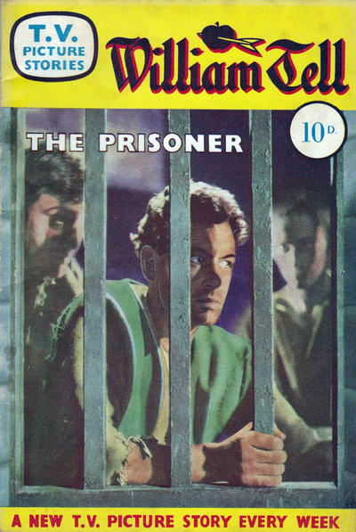 Cover for T. V. Picture Stories (Pearson, 1958 series) #16