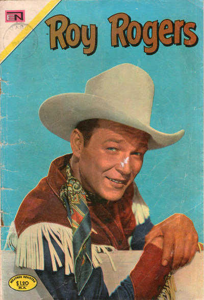 Cover for Roy Rogers (Editorial Novaro, 1952 series) #251