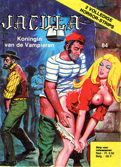 Cover for Jacula (De Schorpioen, 1978 series) #84