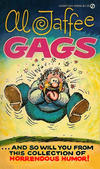 Cover for Al Jaffee Gags (New American Library, 1974 series) #Y6856