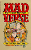 Cover for Mad for Better or Verse (New American Library, 1968 series) #P3657