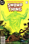 Cover Thumbnail for The Saga of Swamp Thing (1982 series) #37 [Newsstand]