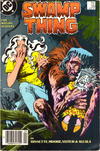 Cover for Swamp Thing (DC, 1985 series) #59 [Newsstand]