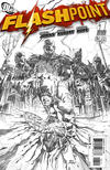 Cover Thumbnail for Flashpoint (2011 series) #1 [Andy Kubert Sketch Cover]