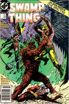 Cover for Swamp Thing (DC, 1985 series) #58 [Newsstand]
