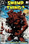 Cover for Swamp Thing (DC, 1985 series) #57 [Newsstand]