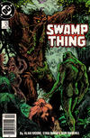 Cover Thumbnail for Swamp Thing (1985 series) #47 [Newsstand]