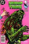 Cover Thumbnail for Swamp Thing (1985 series) #43 [Newsstand]