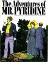 Cover for The Adventures of Mr. Pyridine (Fantagraphics, 1989 series) #1