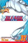 Cover for Bleach (Viz, 2004 series) #32