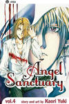 Cover for Angel Sanctuary (Viz, 2004 series) #4