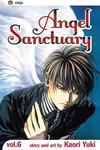 Cover for Angel Sanctuary (Viz, 2004 series) #6