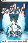 Cover for Angel Sanctuary (Viz, 2004 series) #8