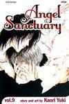 Cover for Angel Sanctuary (Viz, 2004 series) #9