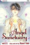 Cover for Angel Sanctuary (Viz, 2004 series) #11
