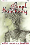 Cover for Angel Sanctuary (Viz, 2004 series) #14