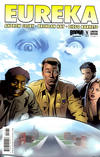 Cover Thumbnail for Eureka (2008 series) #1 [Cover C]