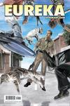Cover for Eureka: Dormant Gene (Boom! Studios, 2009 series) #1 [Cover B]