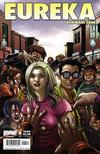 Cover for Eureka: Dormant Gene (Boom! Studios, 2009 series) #4 [Cover B]