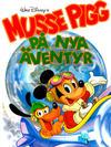 Cover for Musse Pigg på nya äventyr (Richters Förlag AB, 1991 series)