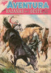 Cover for Aventura (Editorial Novaro, 1954 series) #107