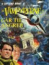 """Cover for Luftens Ørne (Interpresse, 1971 series) #6 - """"Vampyrerne"""" går til angreb"""