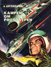 Cover for Luftens Ørne (Interpresse, 1971 series) #9 - Kampen om prototypen