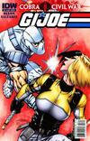 Cover Thumbnail for G.I. Joe (2011 series) #3 [Cover B]