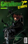 Cover for The Green Hornet Strikes (Dynamite Entertainment, 2010 series) #8