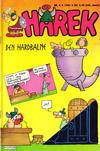 Cover for Hårek (Semic, 1986 series) #3/1986
