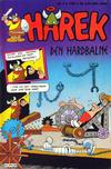 Cover for Hårek (Semic, 1986 series) #2/1987