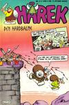 Cover for Hårek (Semic, 1986 series) #2/1988
