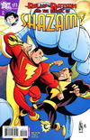 Cover for Billy Batson & the Magic of Shazam! (DC, 2008 series) #21