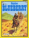 Cover for Den unge Blueberry (Egmont, 1984 series) #3 - Blåjakken Blueberry