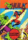 Cover for Hulk (Atlantic Forlag, 1980 series) #4/1982