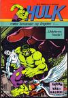 Cover for Hulk (Atlantic Forlag, 1980 series) #9/1983
