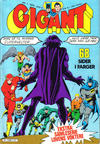 Cover for Gigant (Semic, 1977 series) #1/1978