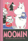Cover for Moomin: The Complete Tove Jansson Comic Strip (Drawn & Quarterly, 2006 series) #5