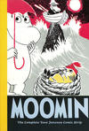 Cover for Moomin: The Complete Tove Jansson Comic Strip (Drawn & Quarterly, 2006 series) #4
