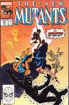 Cover Thumbnail for The New Mutants (1983 series) #83 [direct]
