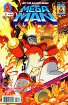 Cover Thumbnail for Mega Man (2011 series) #3 [Fire Man Villain Variant by Ben Bates]