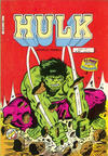 Cover for Hulk (Arédit-Artima, 1983 series) #1