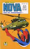 Cover for Nova (Semic S.A., 1989 series) #148