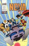 Cover for Nova (Semic S.A., 1989 series) #161